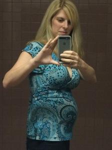 17 weeks second pregnancy